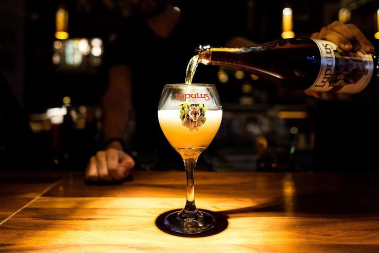 Brouwerij Lupulus belgische bier