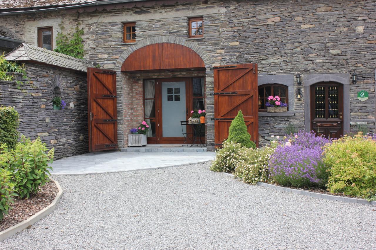 Gîte 12 personnes avec sauna à Vielsalm dans les Ardennes belges