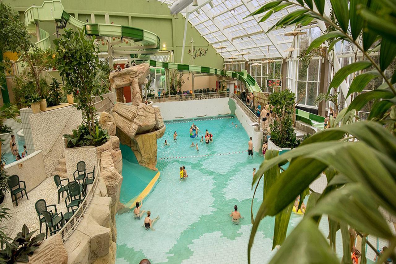 Aqua mundo piscine vielsalm