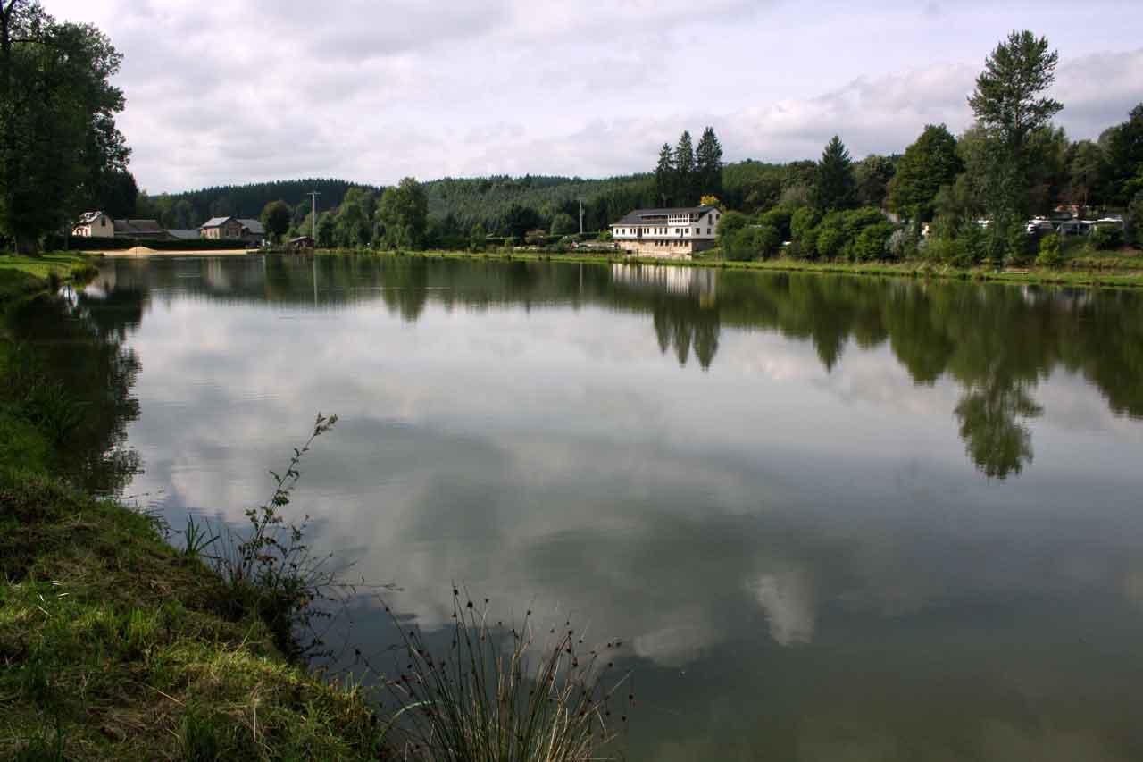 Lac Cherapont Gouvy