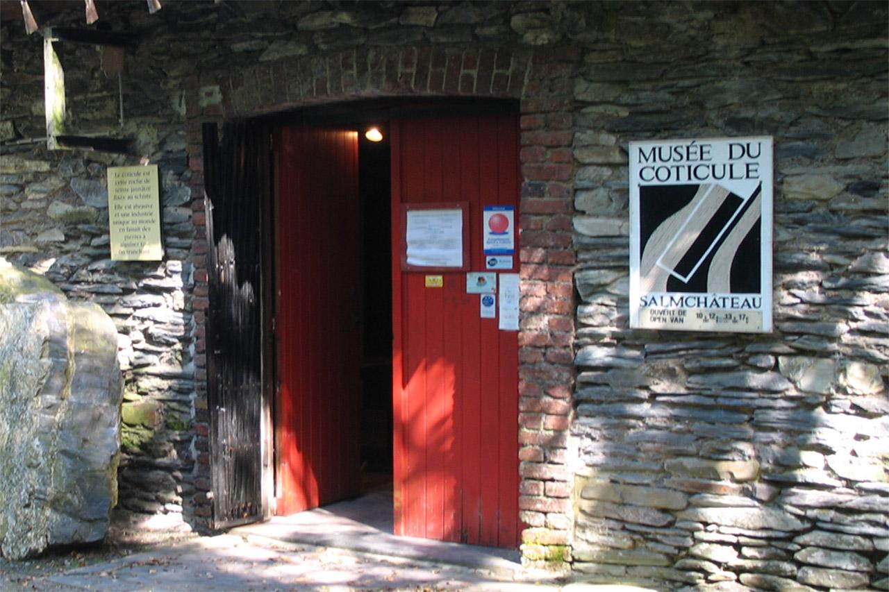 Musée du coticule